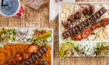 50 % rabat på 2 x Mix Grill Kebab + 2 x 0,5 l sodavand hos anmelderroste Kösk Kebab – Lad dig forføre af Mellemøstens formidable køkken midt i København