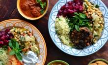 50 % rabat på marokkansk middag for 2 personer hos anmelderroste The á la Menthe – Hip marokkansk the-salon & spiseri byder på vilde madspecialiteter
