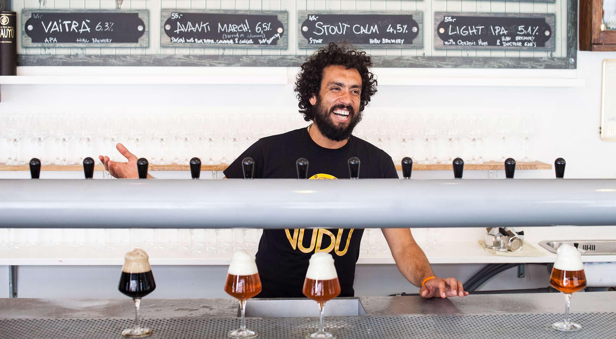 Frit valg til alt hos hippe Il Locale på Nørrebro – Italiensk ølbar byder på guddommelig ølbryg