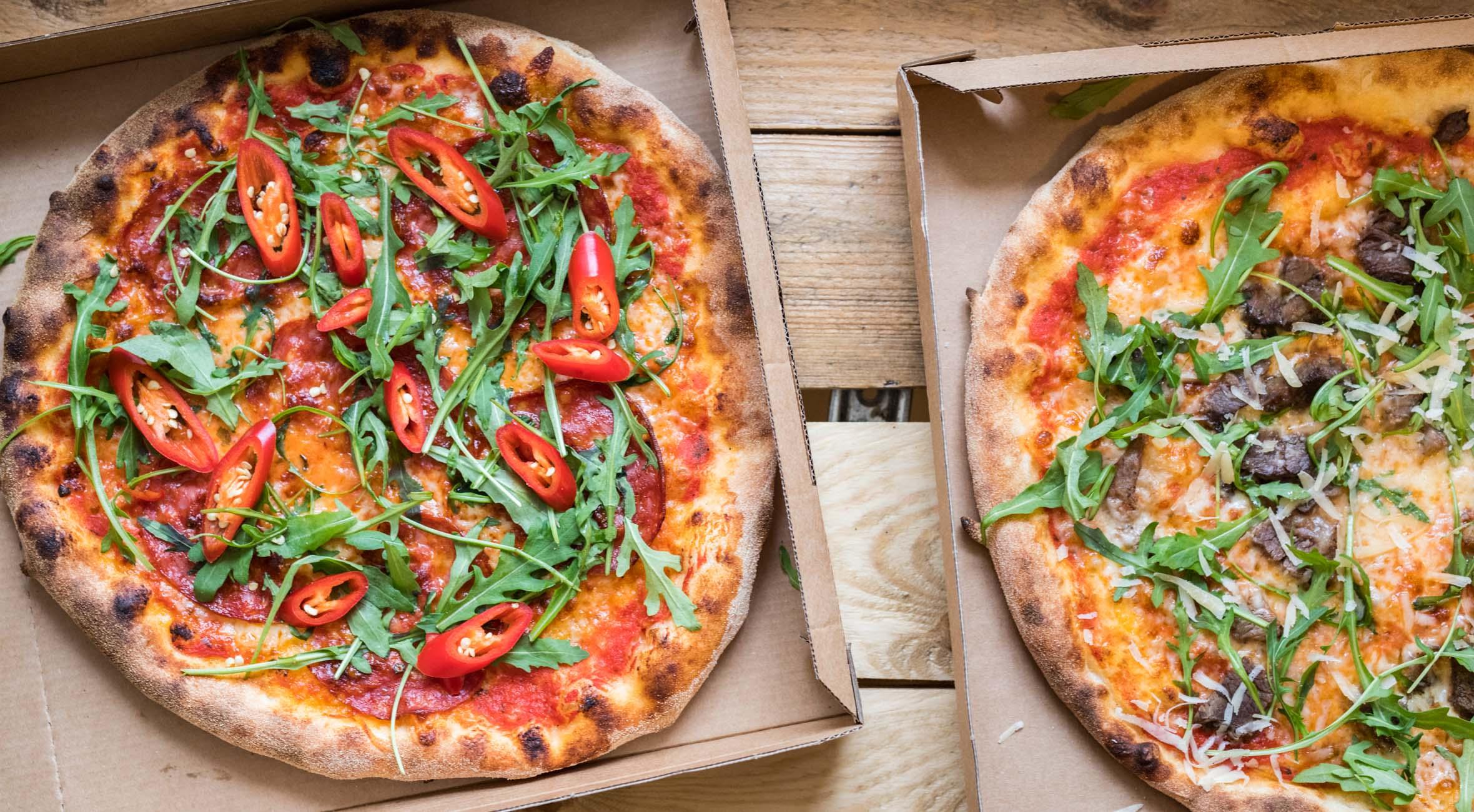 2 x pizza hos Pz Nordic ved Torvehallerne – Michelin-kok & italiensk pizzabager byder på byens vildeste pizzaer