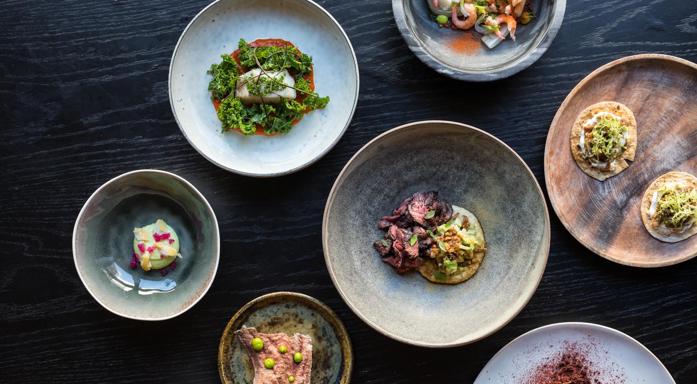 7 serveringer hos Naert – Nynordisk gourmet-restaurant har tidligere Michelin-kokke i køkkenet