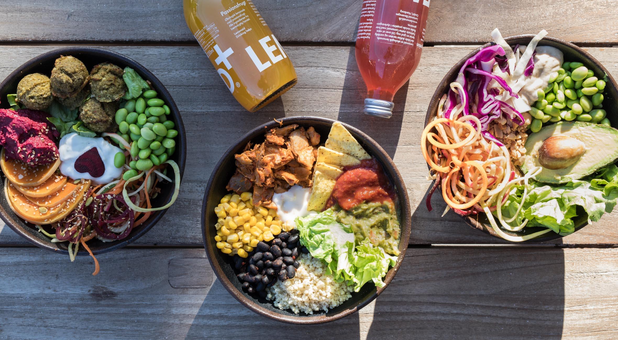2 x luksus bowl + 2 x lemonade hos populære Gló – Islandsk raw-dronning byder på økologisk og vegansk comfort food i verdensklasse