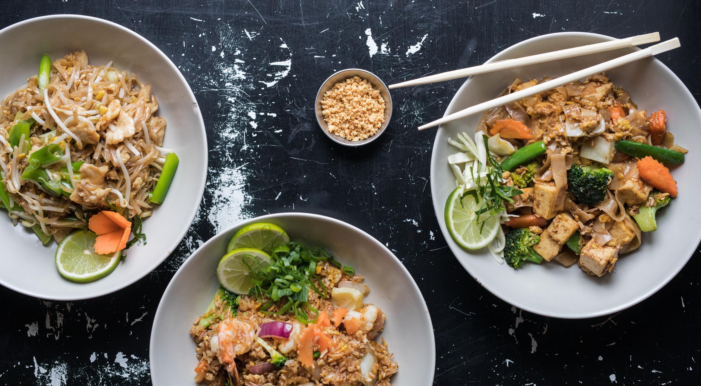 Frit valg til alt hos CaféLoppen på Christiania – Ét af landets bedste thai-køkkener slår benene væk under gæster og madanmeldere