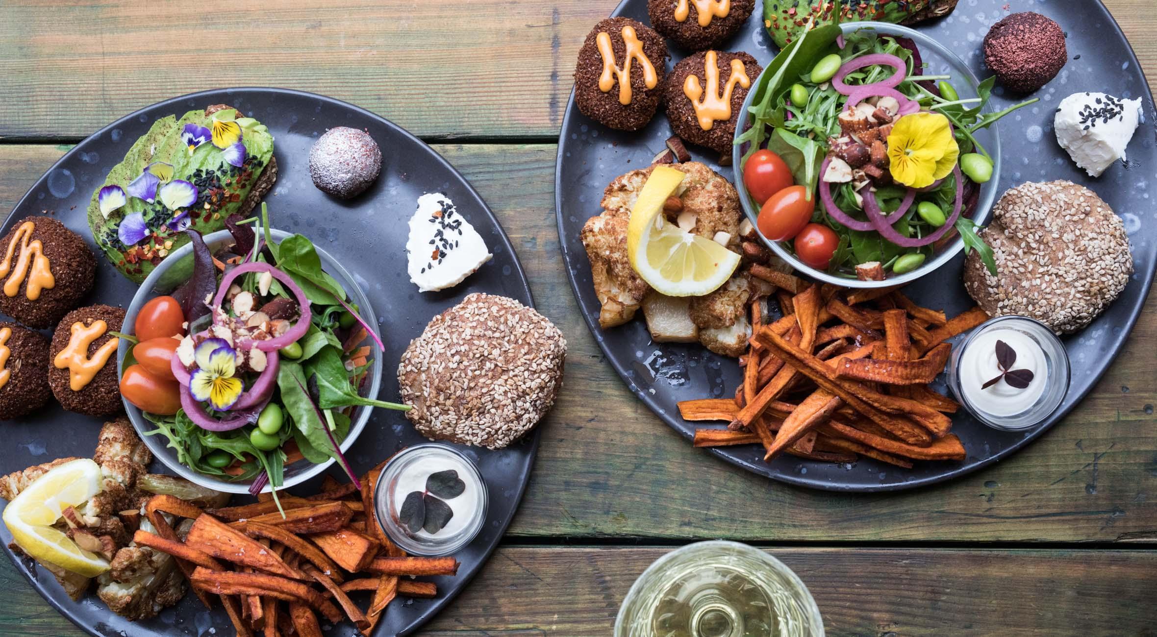 Love Plate hos The Organic Boho på Christianshavn – Nyd bløde bohemian vibes og det vildeste veganske, byen kan præstere