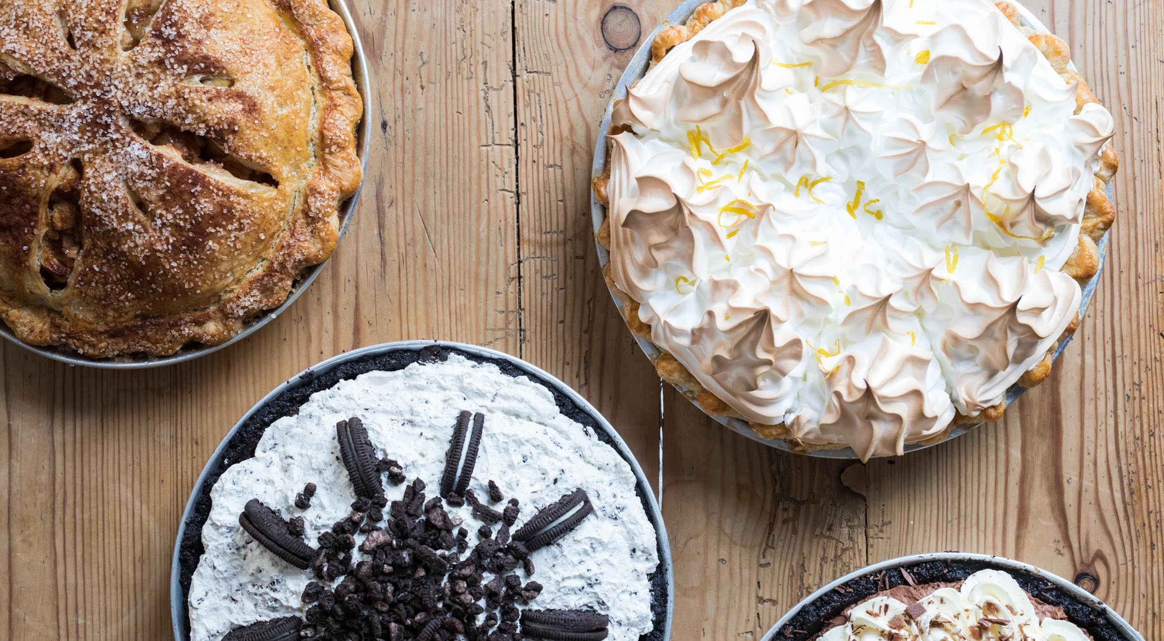 Frit valg til alt hos The American Pie Company i Indre By – Smag byens bedste pies