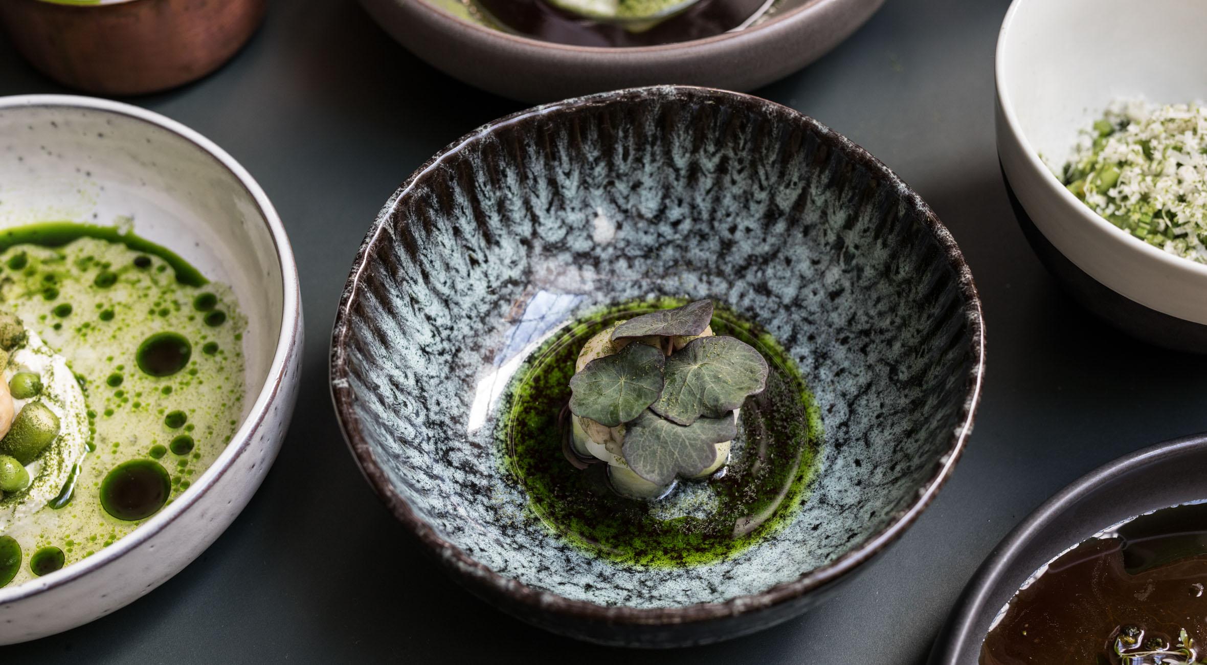 5-retters menu hos Restaurant Meille – Mads Rye Magnusson har åbnet ny restaurant i hjertet af København