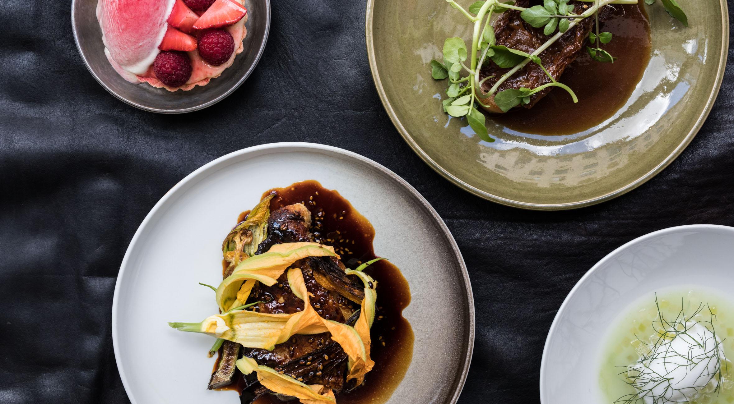 4-retters menu hos Michelin-anbefalede Rebel i Indre By – Én af landets bedste restauranter