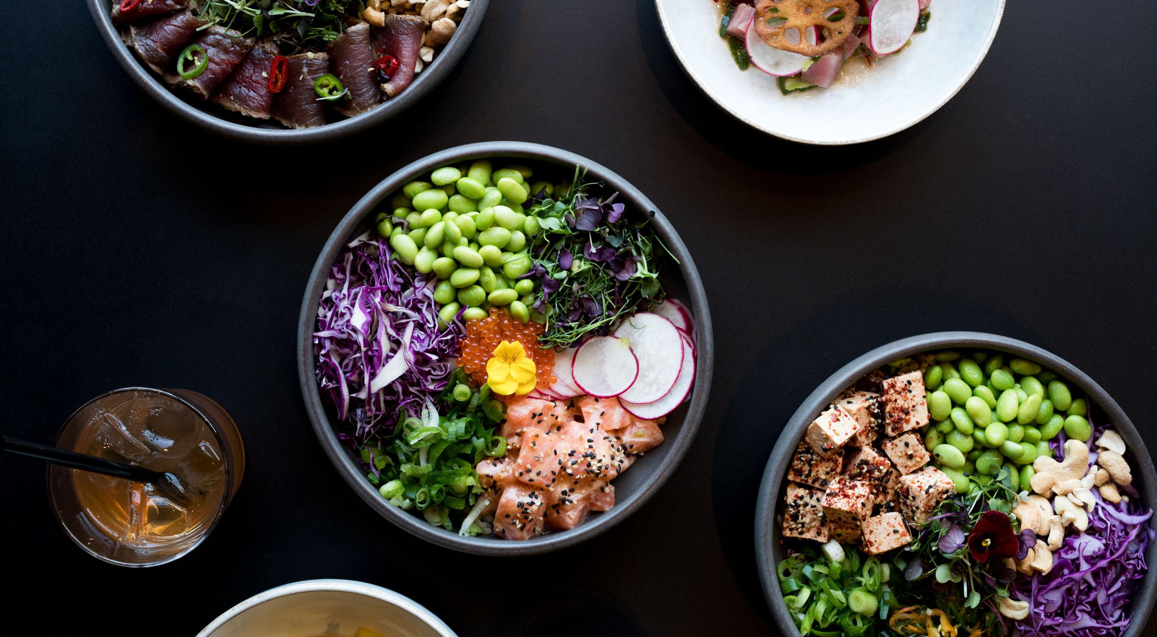 2 poké bowls + 2 drikke hos MyPoké i Hellerup og på Frederiksberg – Dygtige kokke byder på landets måske allerbedste poké