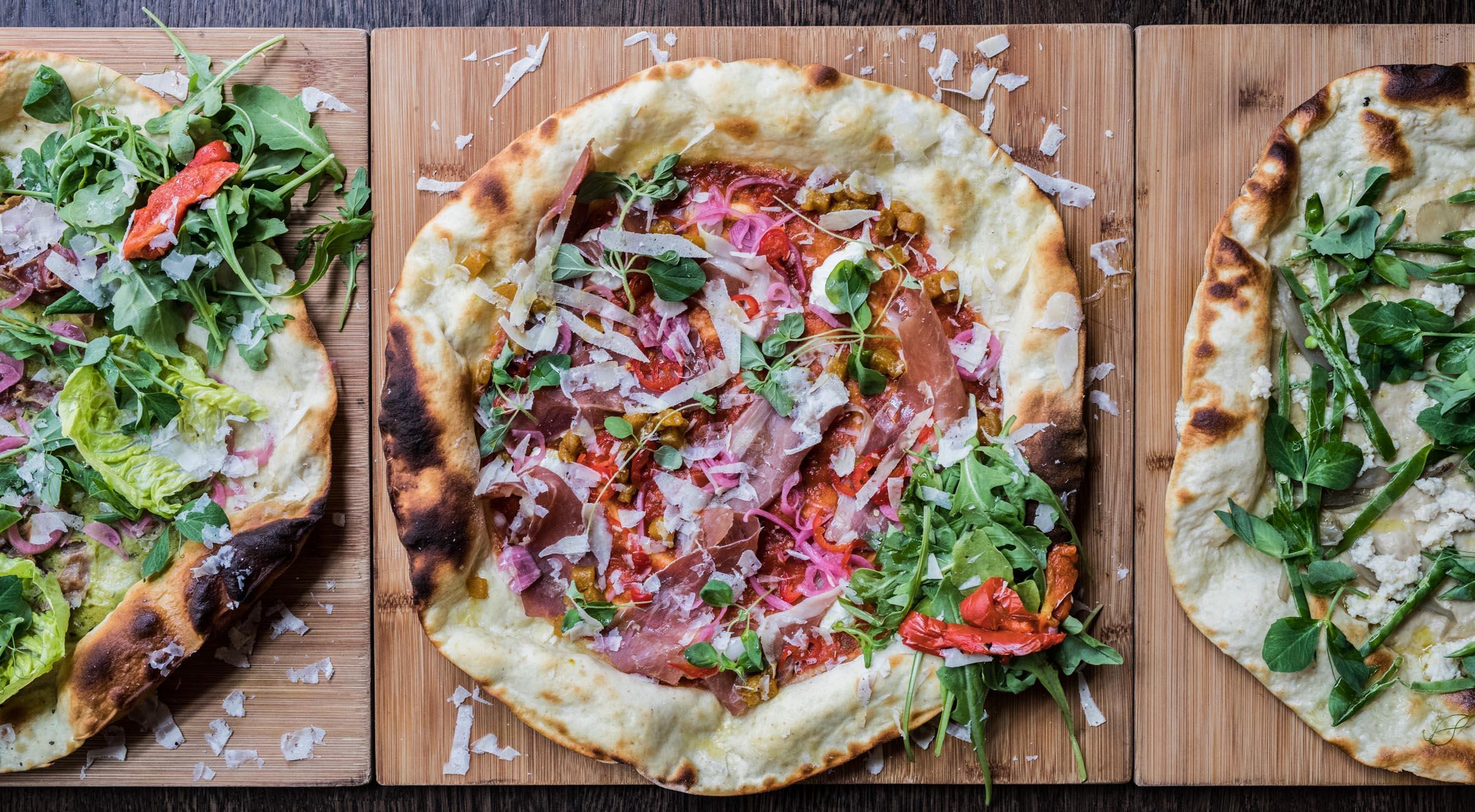2 valgfrie pizzaer hos Neighbourhood ved Torvehallerne – Innovative pizzaer har vundet anerkendelse i ind- og udland