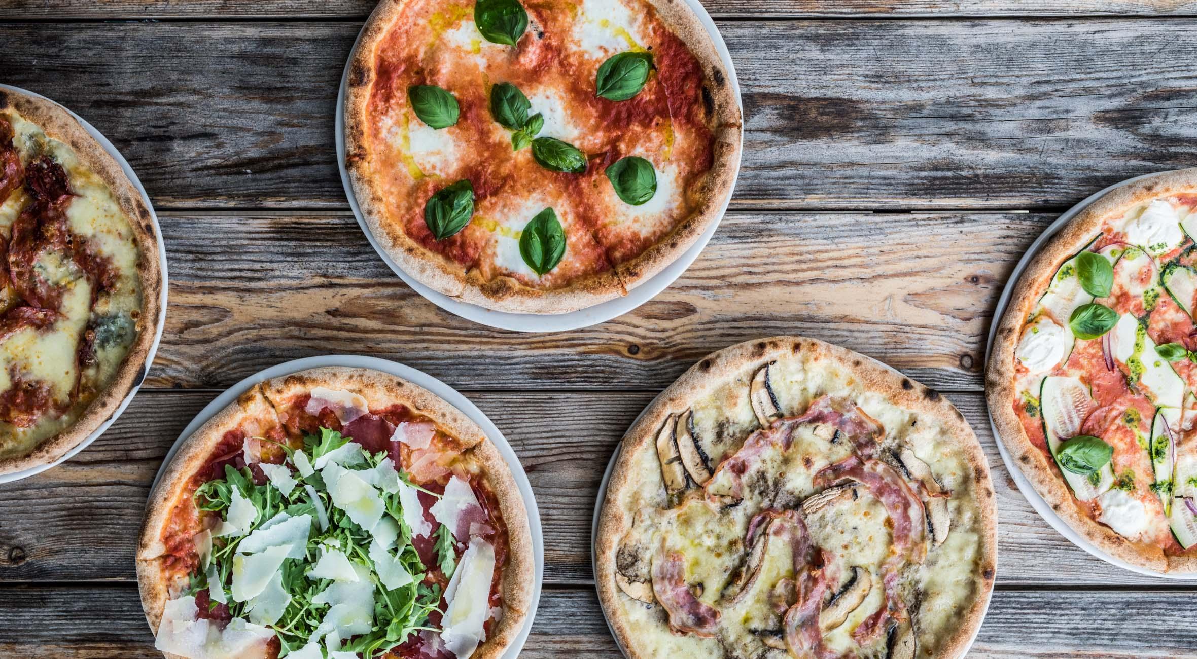 2 valgfrie pizzaer hos Bar Uno – Anerkendte restauratører bag hip pizzabar i det nye Nordhavn