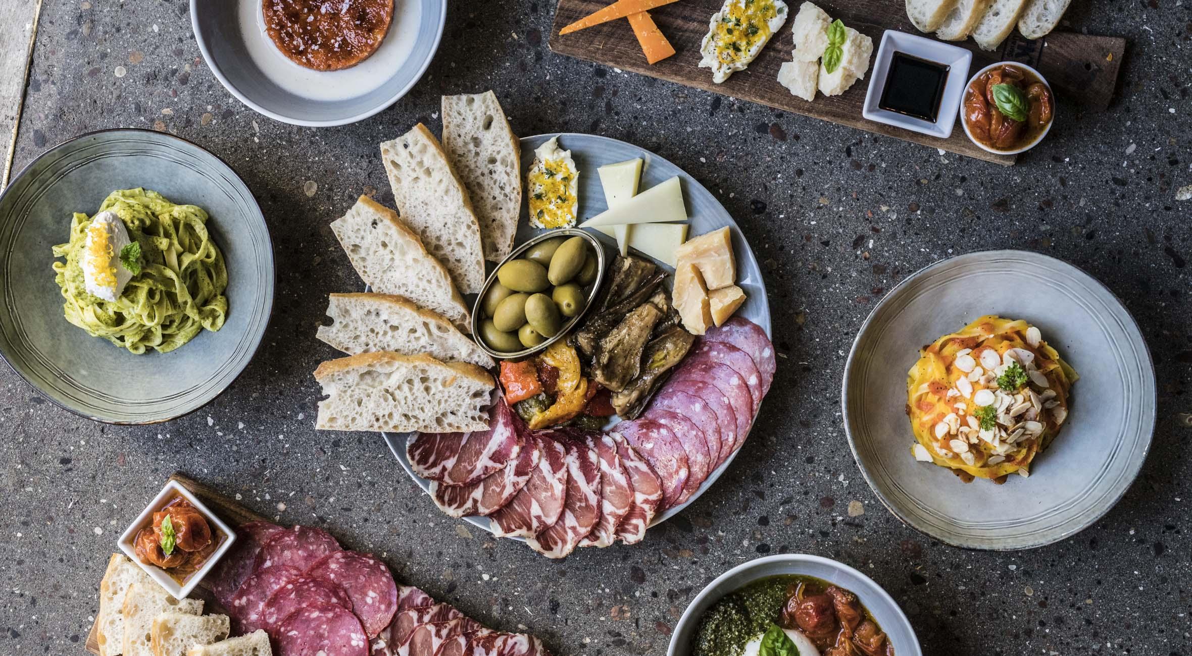 Frit valg til alt hos topanmeldte Beviamo på Østerbro – Italiensk vinbar & spiseri byder på alt, hvad hjertet kan begære