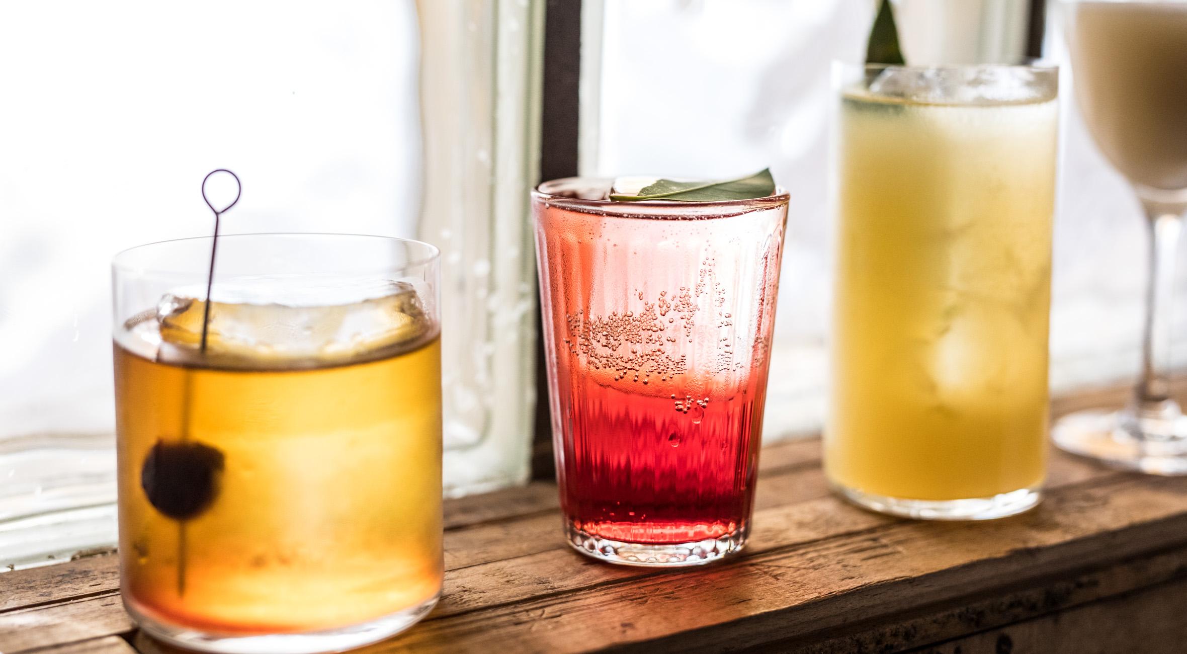 Frit valg til alt hos GILT – Nordisk cocktailbar høster international anerkendelse