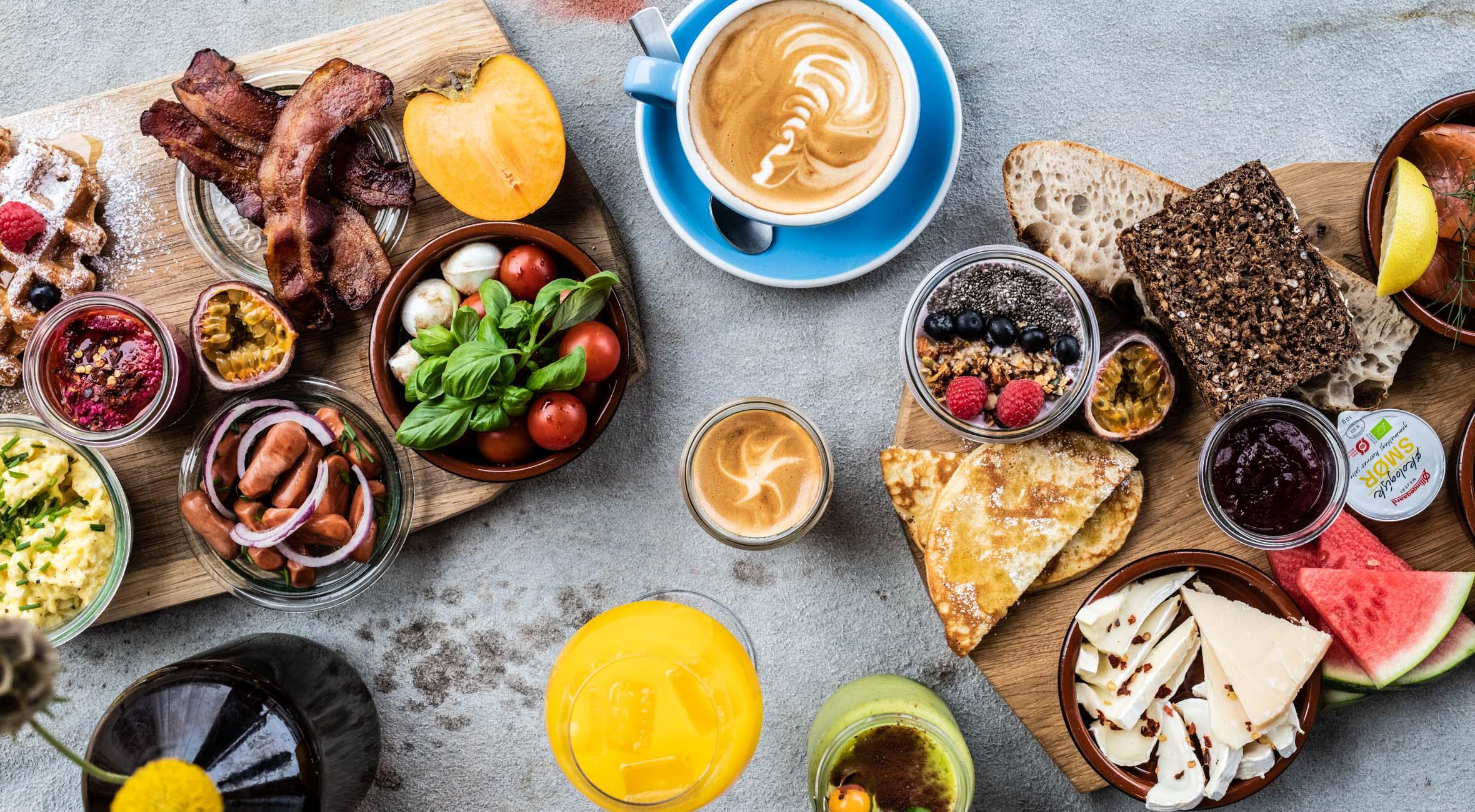 Frit valg til al mad & drikke hos hippe Wecycle på Islands Brygge – Unikt cykel- og cafékoncept har indtaget København