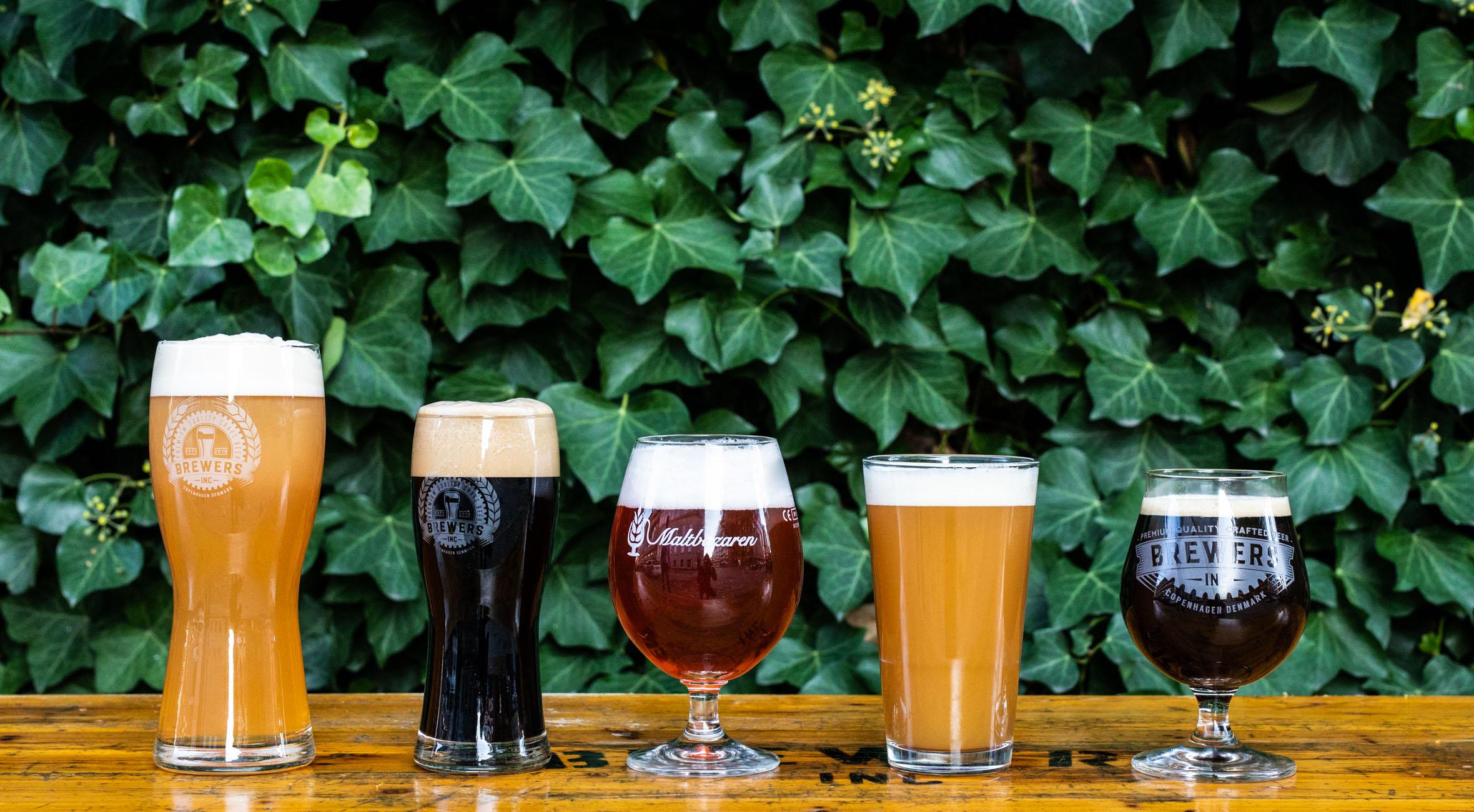 Frit valg til alt hos Brewers Inc. på Nørrebro – Hypet ølbar byder på øl fra verdens bedste mikrobryggere