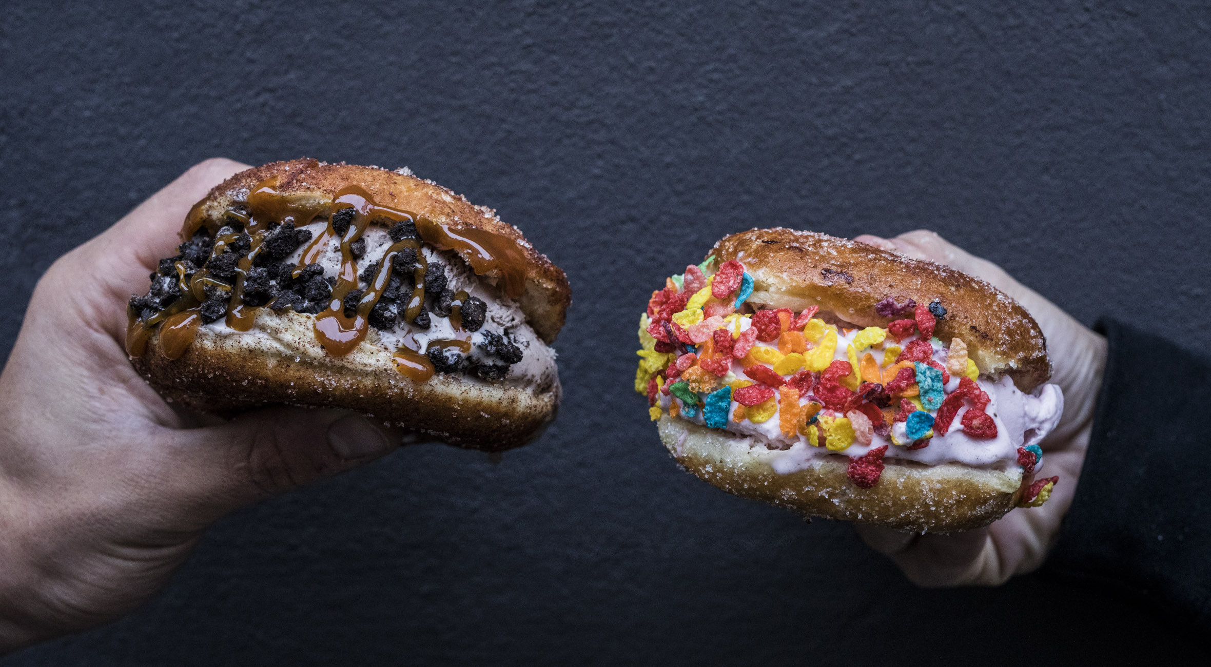 2 milky buns + 2 hot chocolate hos MILK – Amerikansk dessert-hit har indtaget Indre By