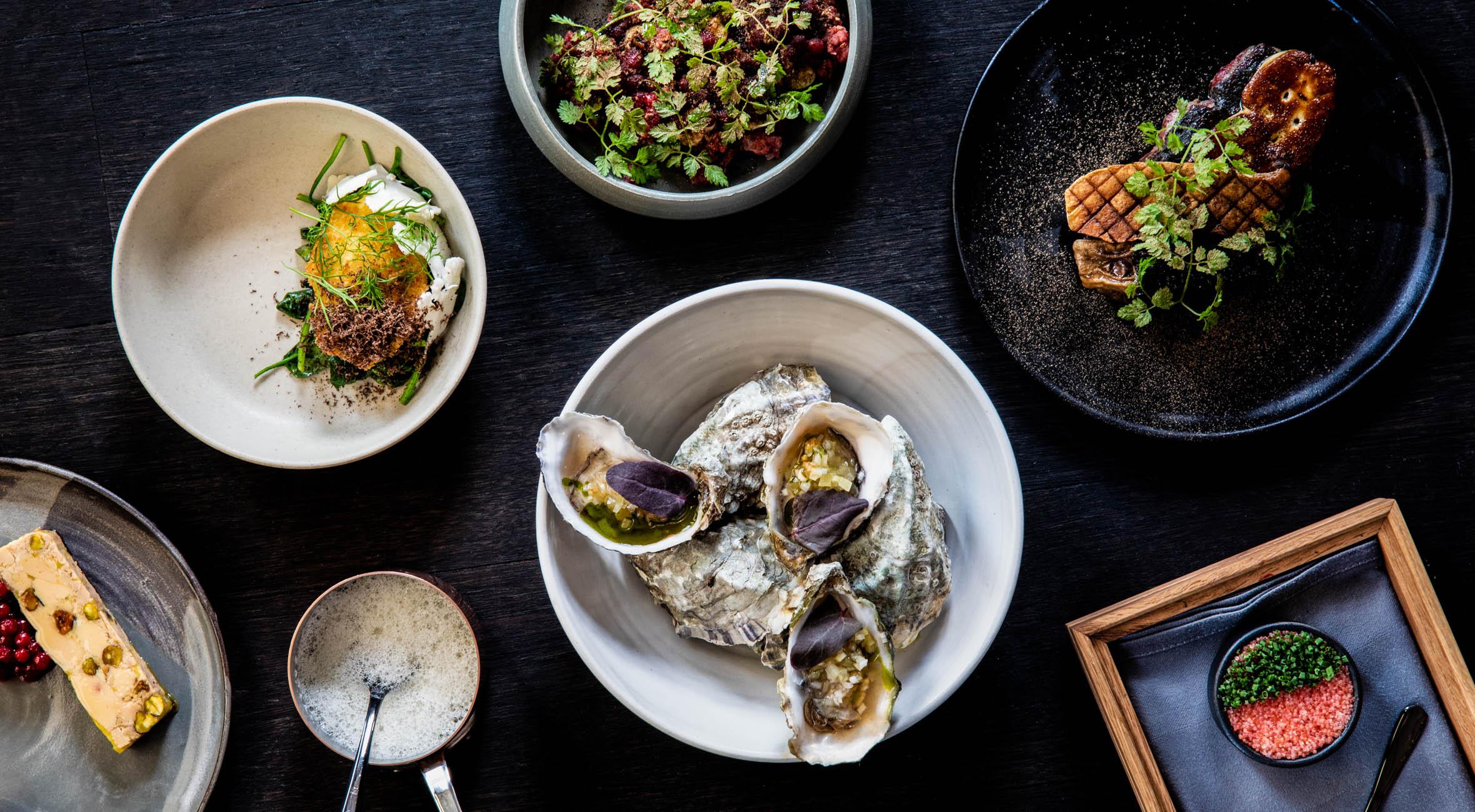 4-retters menu hos Restaurant Mastek – Anerkendte kokke byder på fransk-nordisk gastronomi i historisk pakhus