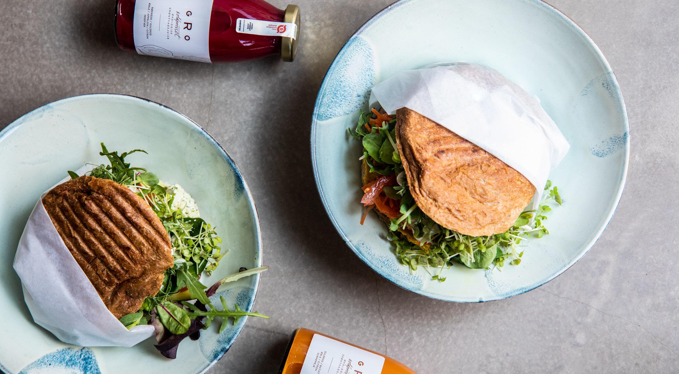 2 sandwich + 2 juice hos RESPECT – Kendt vegansk kok indtager Østerbro med sundt street food koncept
