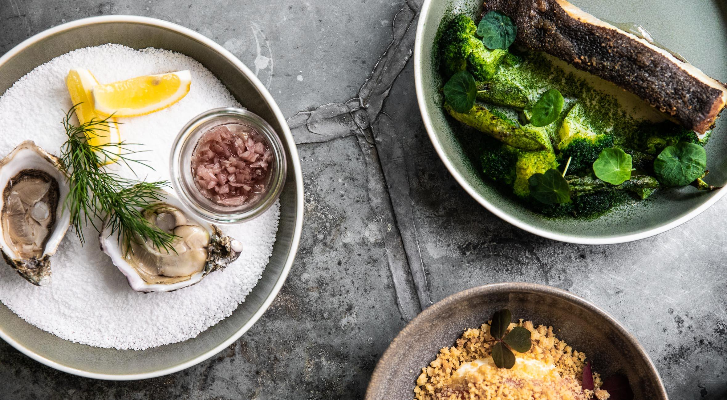 5-retters menu hos Restaurant Zeleste ved Kgs. Nytorv – Nyd fransk-nordisk gastronomi i én af byens hyggeligste restauranter