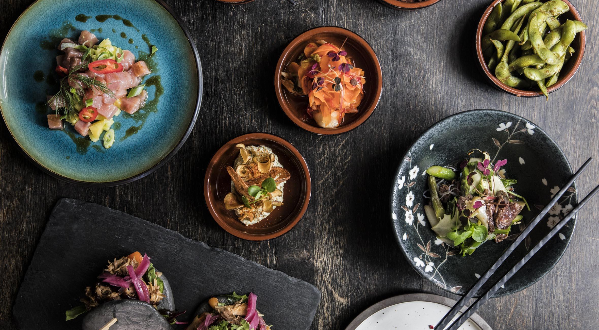 5-retters menu hos Kung Fu Izakaya på Nørrebro – Anerkendt kok har overtaget køkkenet på japansk fusionsrestaurant