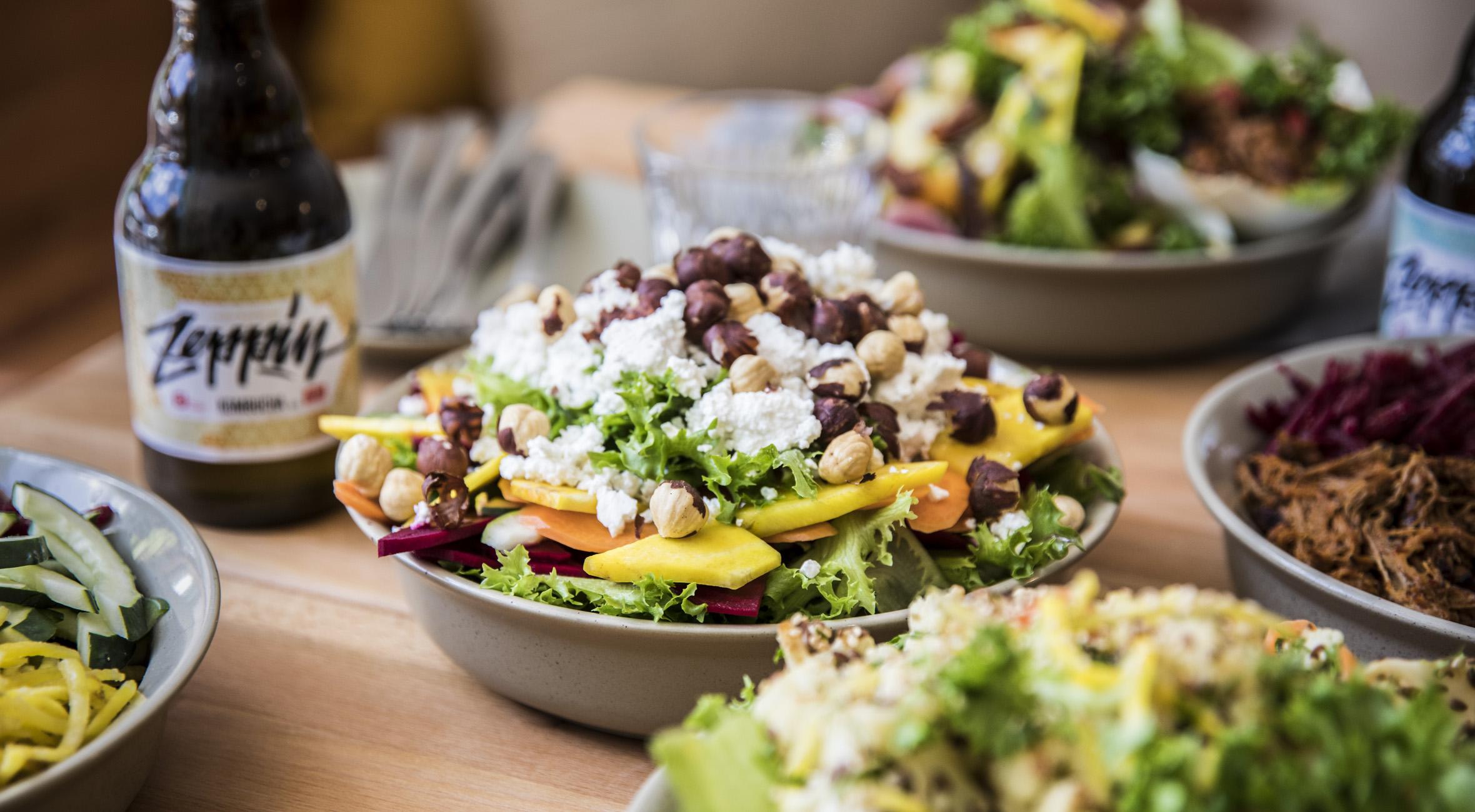 2 bowls + 2 drikke hos Greta's på Nørrebro – Nyt spiseri går all-in på sundhed, økologi og bæredygtighed