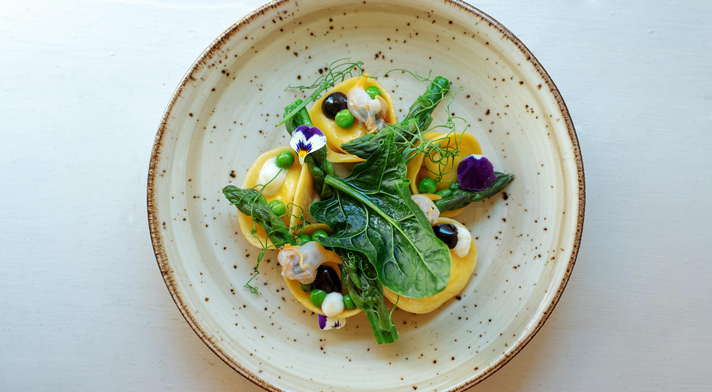 9-retters menu hos Spazio 26 – Tidligere Noma-kok har åbnet italiensk restaurant i hjertet af København
