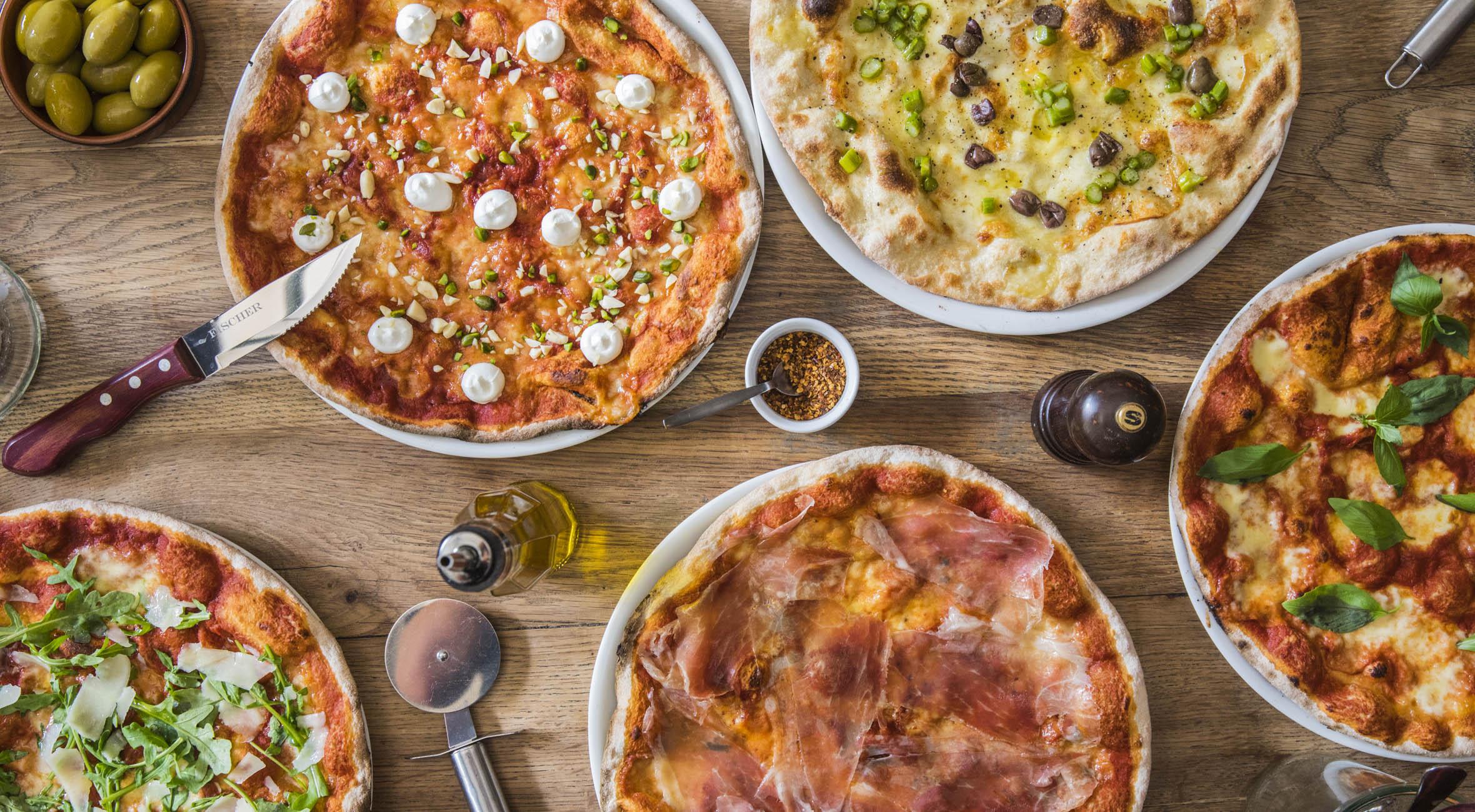 2 valgfrie pizzaer Hos Fischer på Østerbro – Tidligere Michelin-kok har skiftet kurs og går all-in på pizza