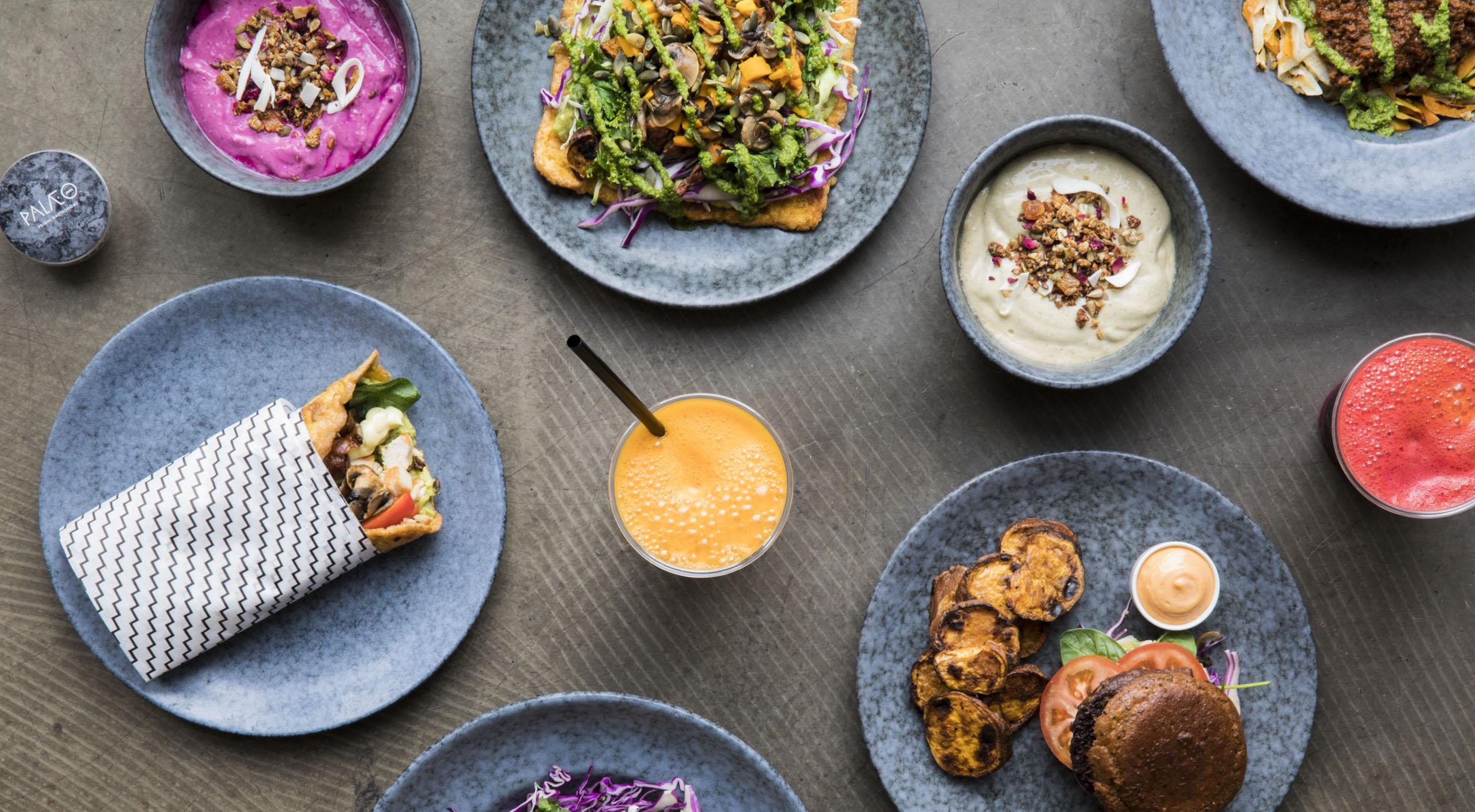 Frit valg til alt hos PALÆO – Landets hippeste health-food-koncept har indtaget alt fra Indre By til Torvehallerne, Østerbro, Frederiksberg og Hellerup