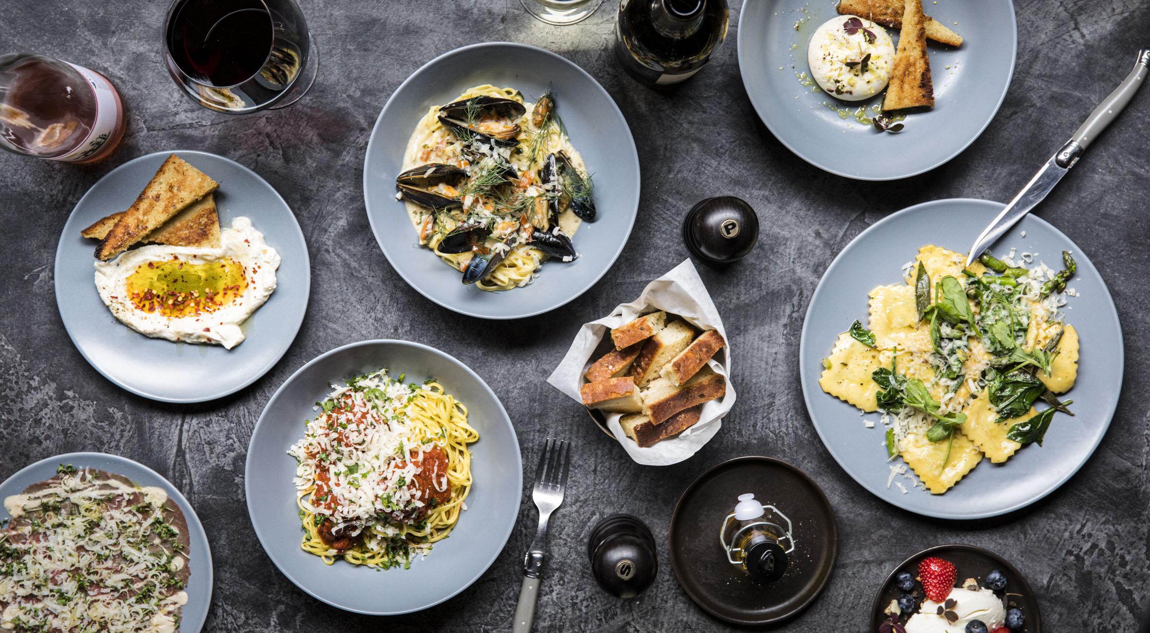 Frit valg til alt hos Barril Pasta & Wine Bar på Vesterbro – Hip pasta- og vinbar byder på alt, hvad hjertet kan begære