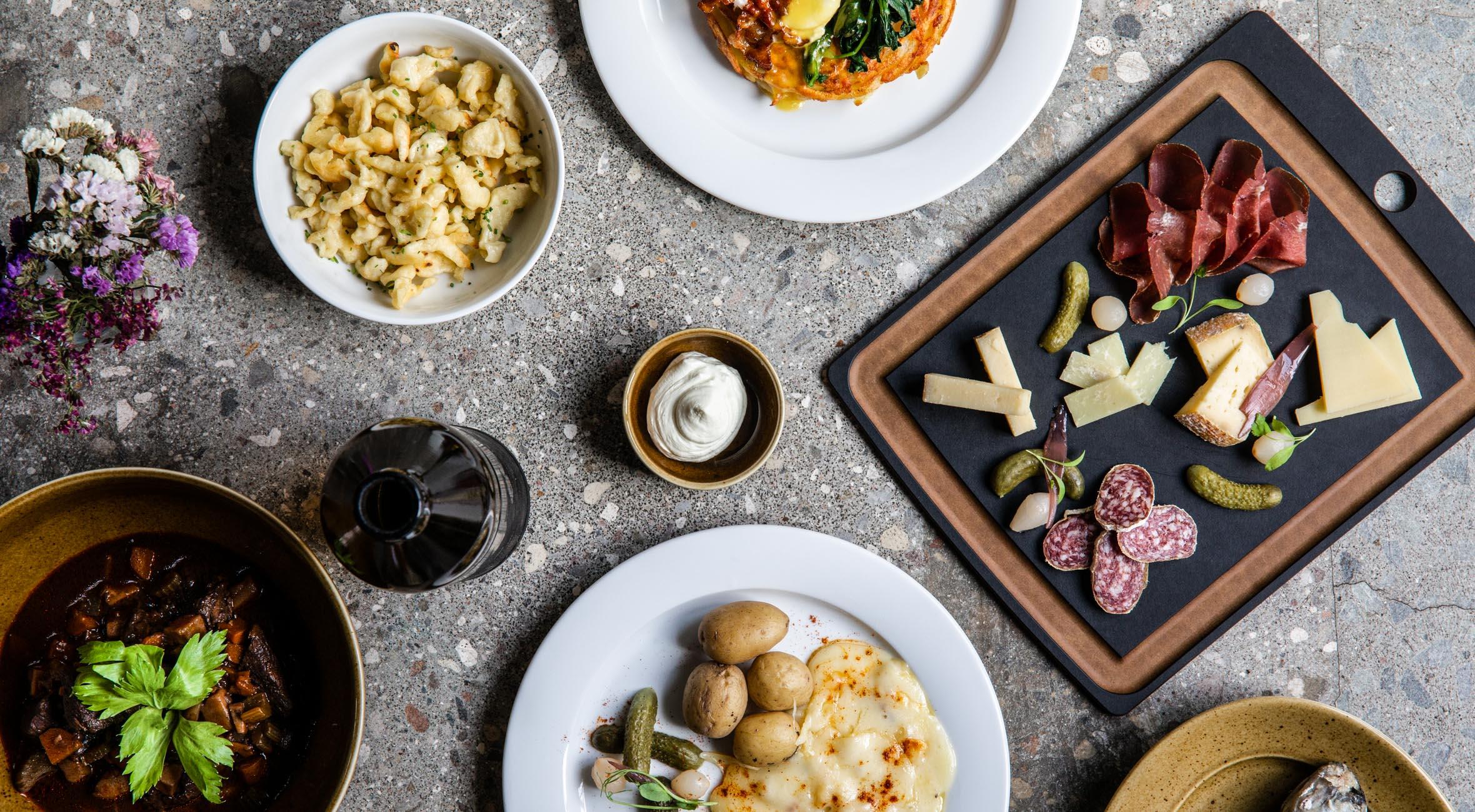 5-retters menu hos nyåbnede Kanton 27 på Frederiksberg – Schweizisk restaurant slår benene væk under Politikens madanmelder