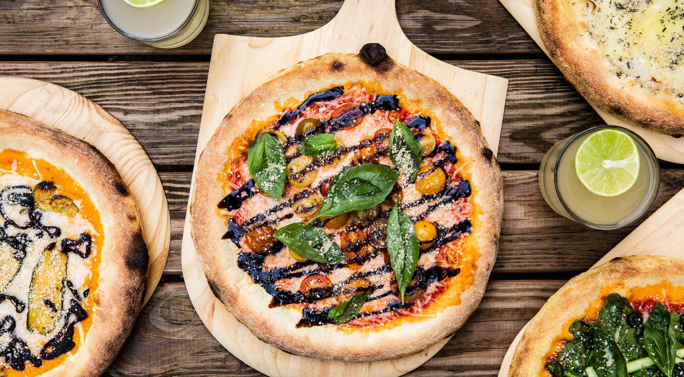 2 pizzaer + 2 lemonade hos POW – Veganske pizzabagere har indtaget Nørrebro med nogle af byens bedste pizzaer