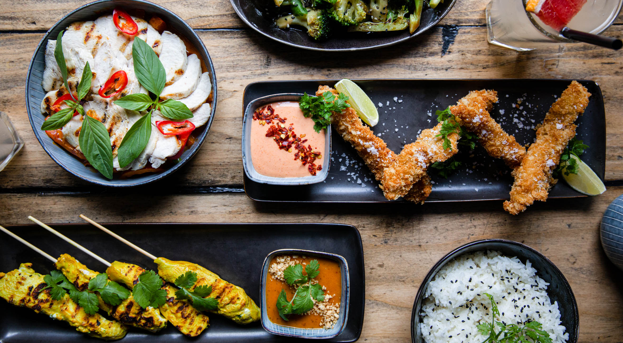 4-retters menu + cocktail eller lemonade hos Lolly i Indre By – Hip thai-restaurant byder på noget af det lækreste, du nogensinde har smagt