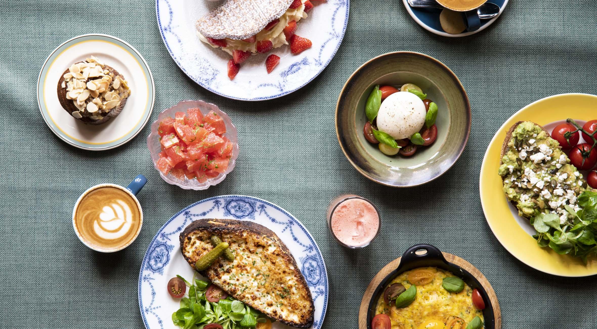 Frit valg til alt hos Ø12 Coffee & Eatery på Østerbro – Kaffe- og madnørder storsatser på brunch i fantastiske omgivelser