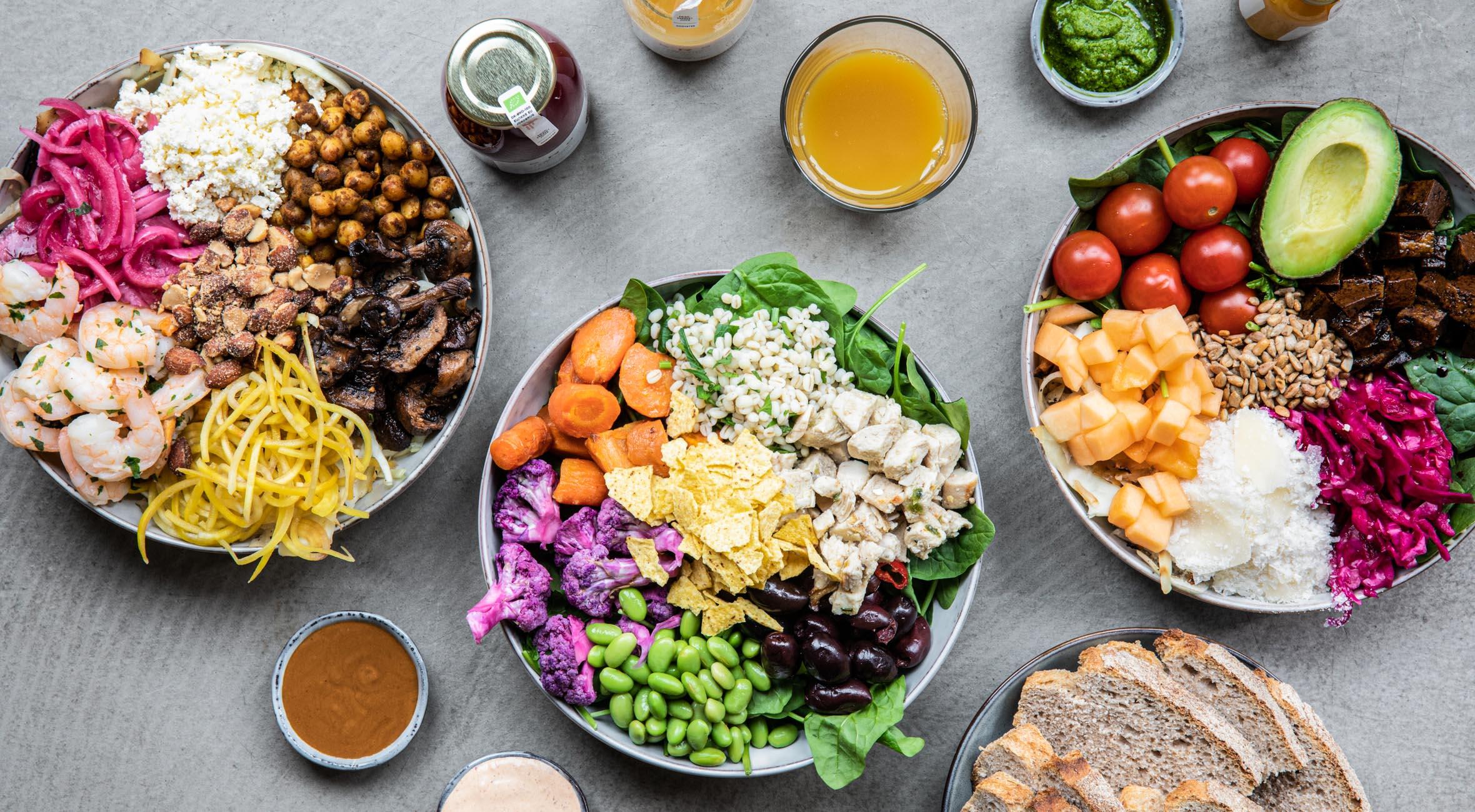 2 bowls + 2 juice hos nyåbnede KALE på Frederiksberg – Ny salatbar sætter skarpt på bæredygtighed &