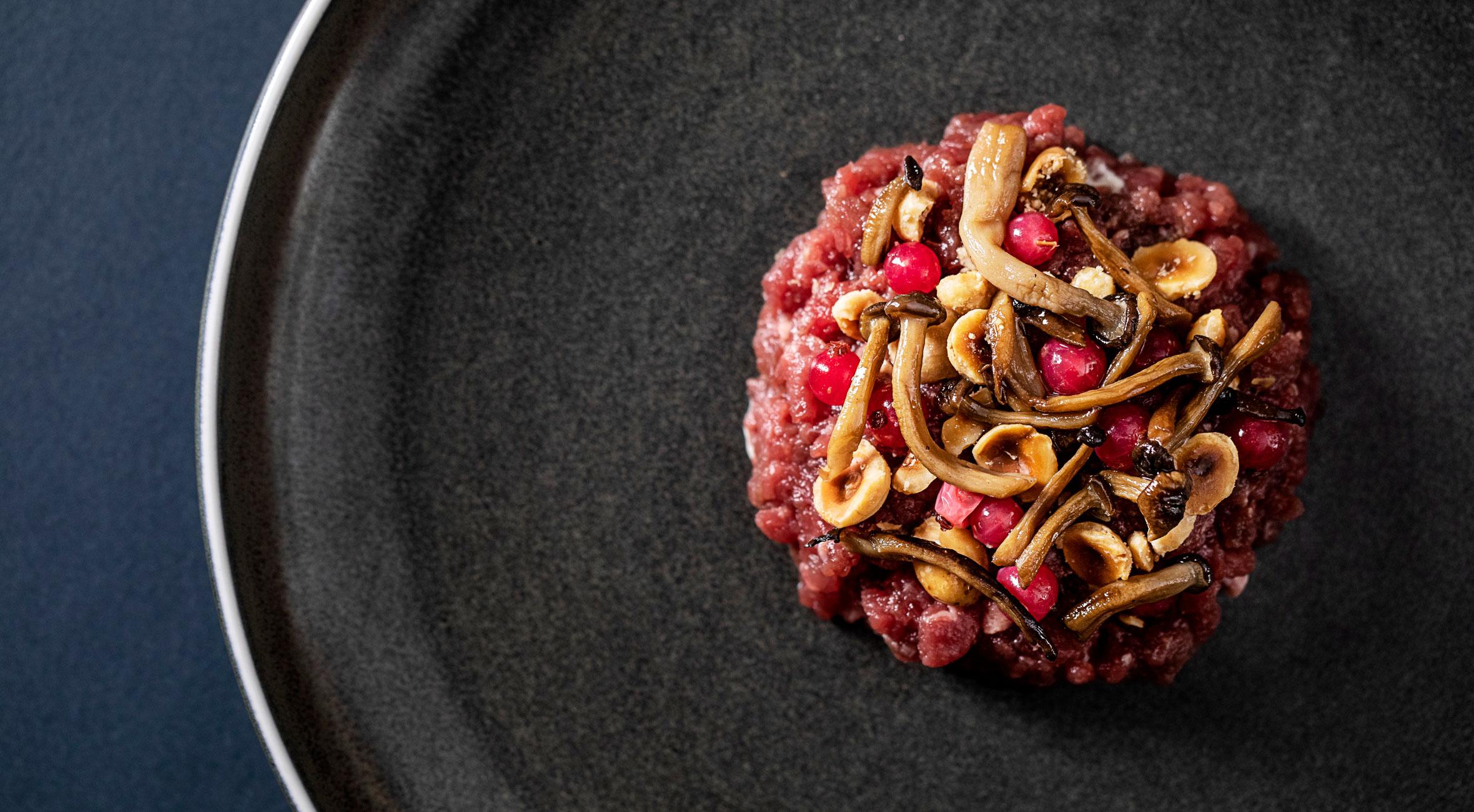 5 serveringer hos Restaurant Mondän – Nyd fransk-nordisk gastronomi i smukke omgivelser på Frederiksberg