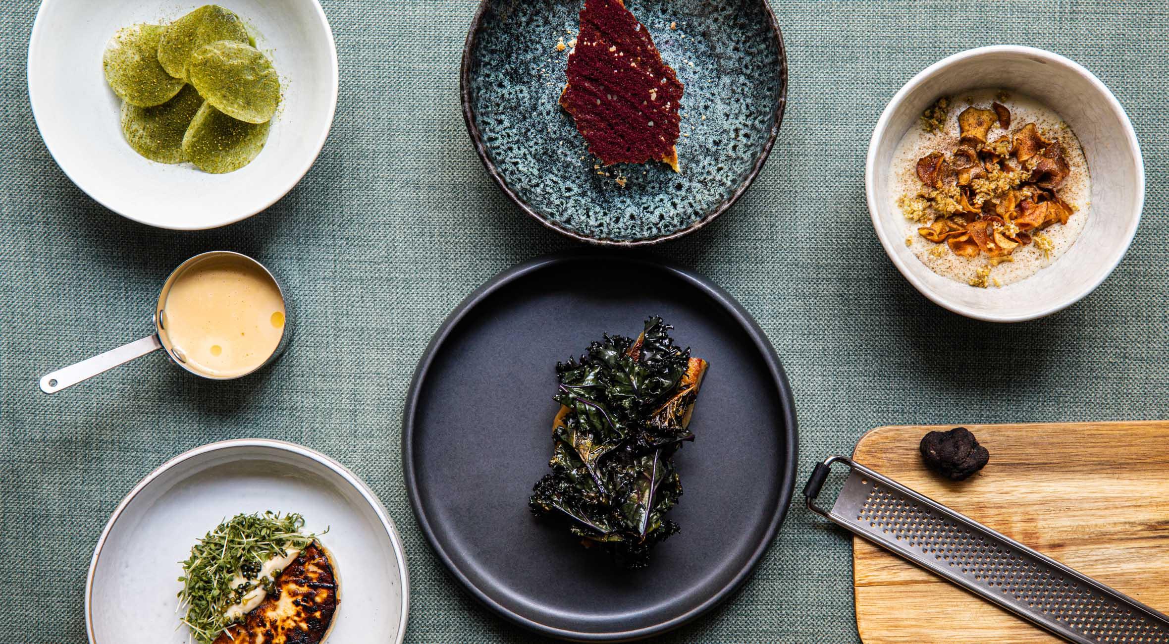 5-retters menu hos Michelin-anbefalede Meille i Indre By – Tidligere Noma-kok byder på topanmeldt nordisk gastronomi