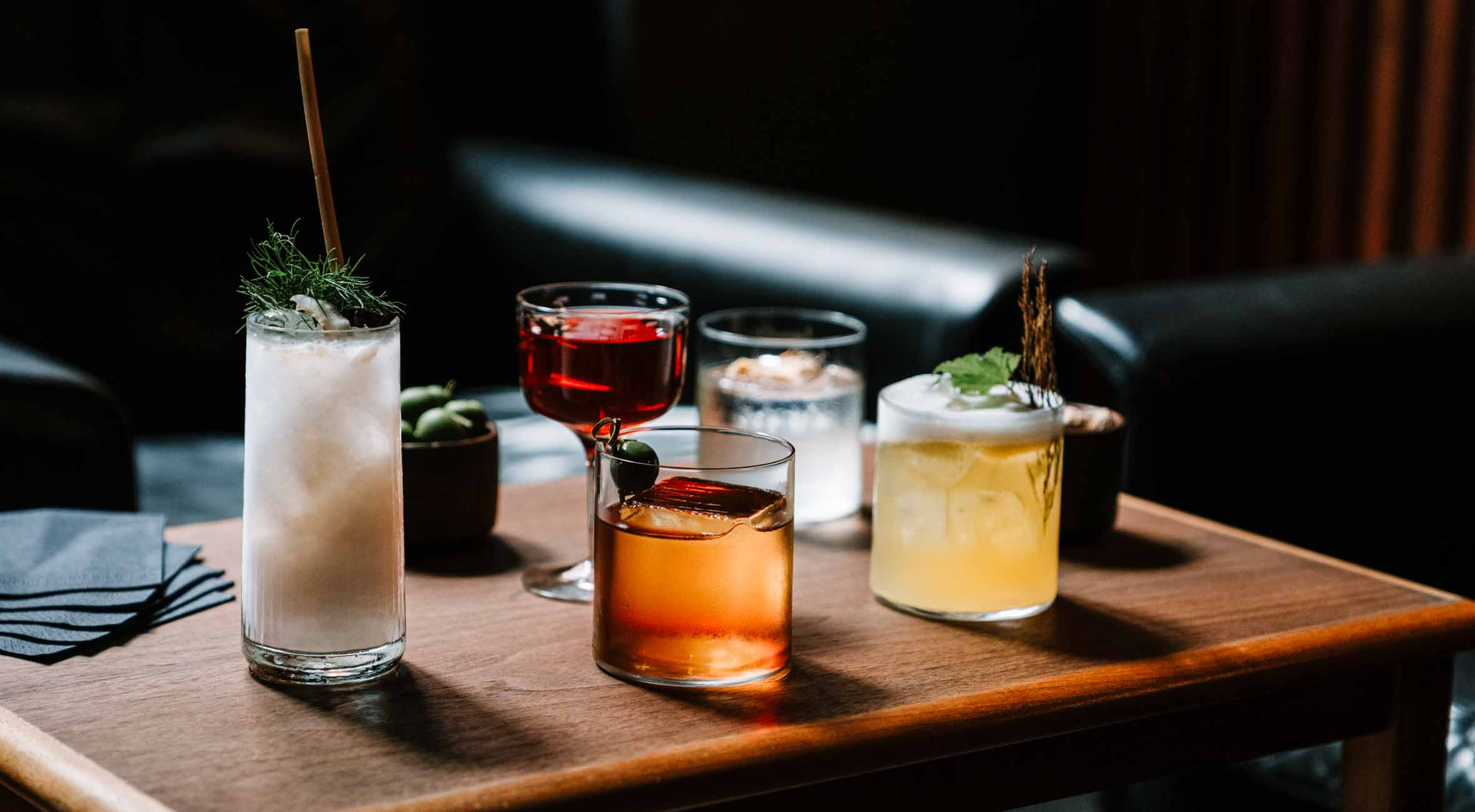 Frit valg til alt hos Duck and Cover på Vesterbro – Invitér venner & familie på cocktails i verdensklasse