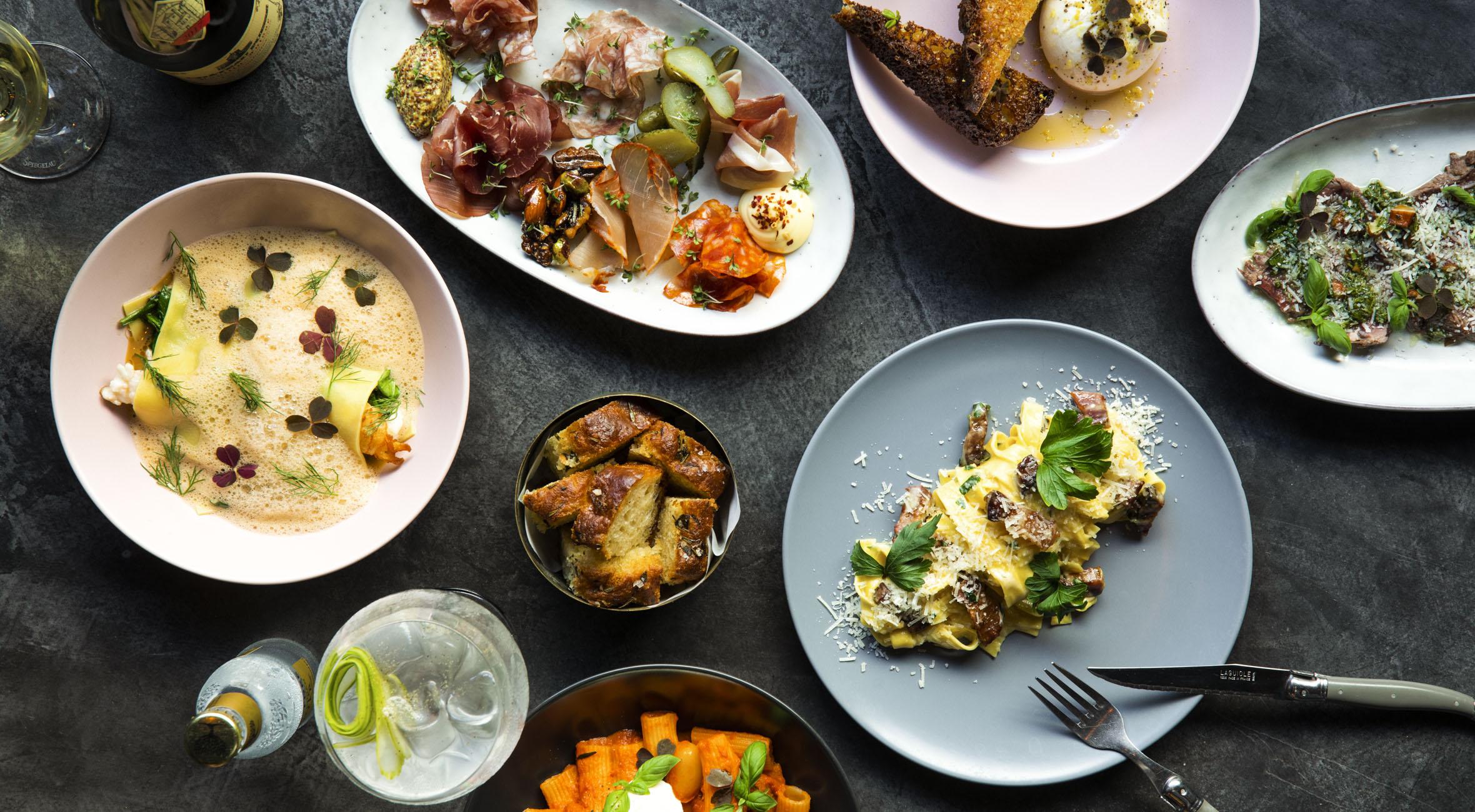 6-retters menu hos Barril Pasta & Wine Bar på Vesterbro – Hip pasta- og vinbar byder på alt, hvad hjertet begærer