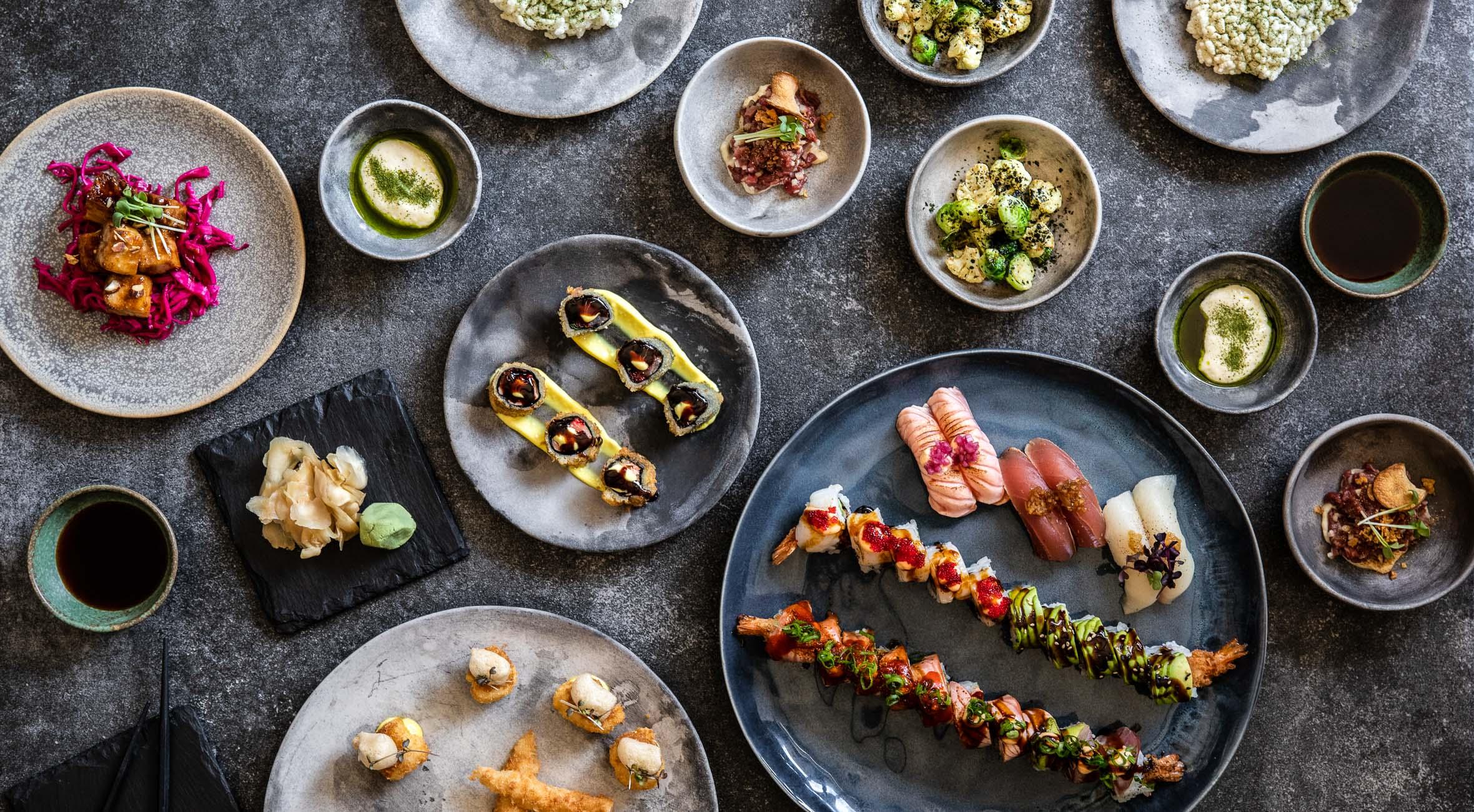 9-retters omakase menu hos Sushi Lovers i Charlottenlund – Kendte kokke byder på sushi i verdensklasse