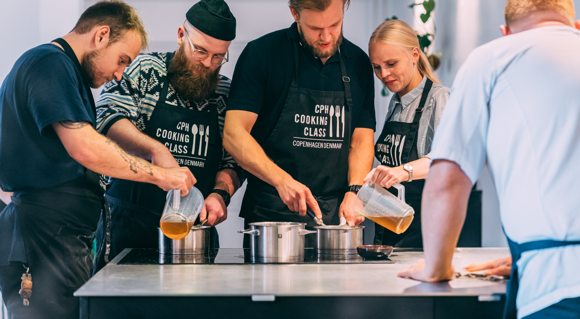3 timers brunchkursus hos CPH Cooking Class i Indre By – Invitér venner & familie på en sjov og anderledes brunchoplevelse