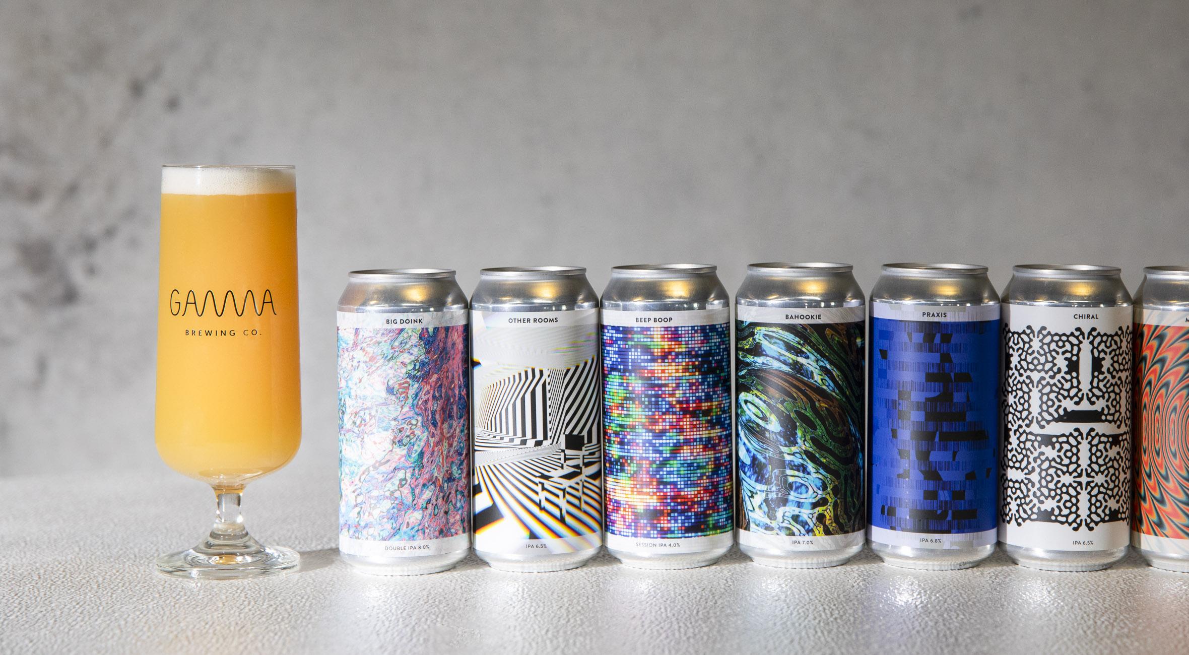 Frit valg til alt hos Gamma Brewing Company – Ét af landets hippeste mikrobryggerier har åbnet nyt bryggeri! Besøg bryggeriet i Herlev og få helt friskt øl med hjem