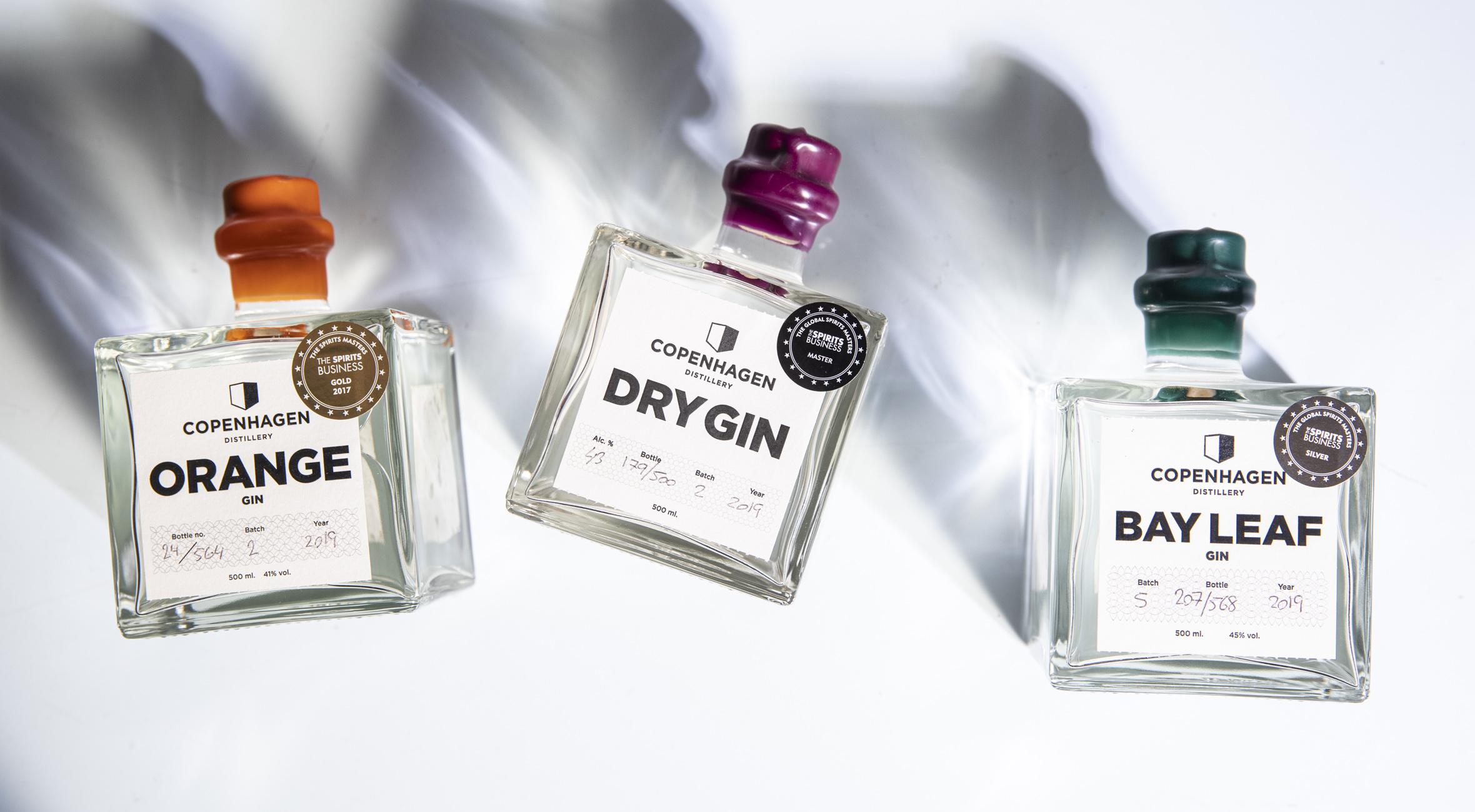 Frit valg til alt hos Copenhagen Distillery – På Amager laver prisvindende destilleri alt fra gin til aquavit, whisky og små batches af limited editions