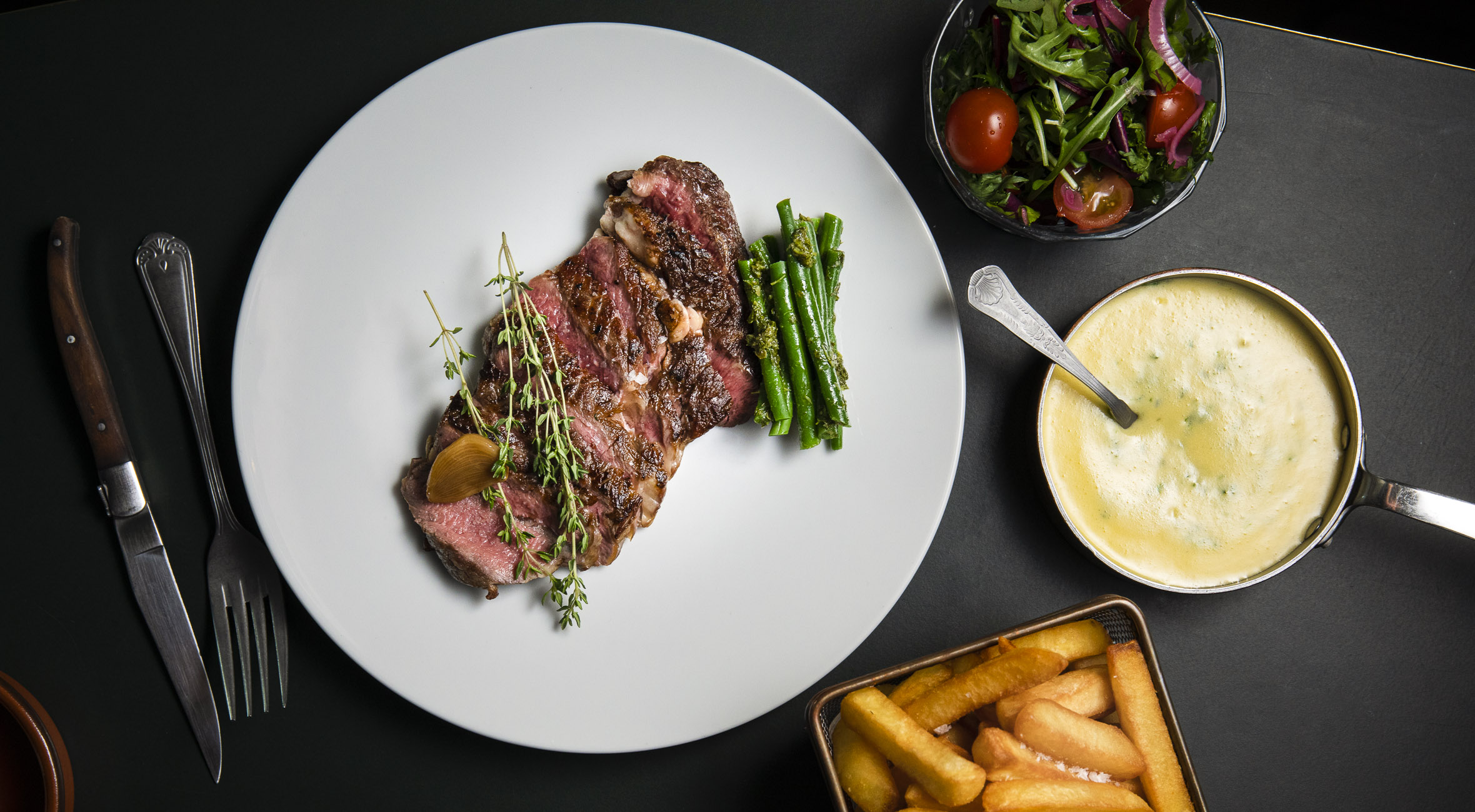 3-retters menu hos Salon 39 – Nyd fransk gastronomi i smukke omgivelser på Frederiksberg