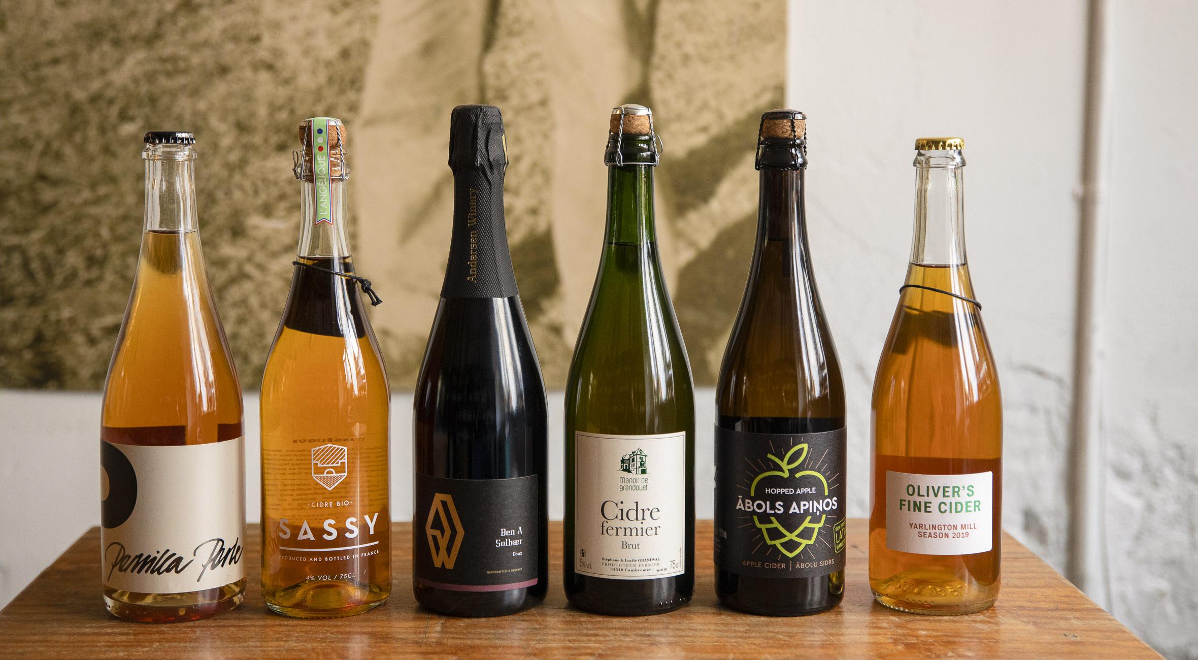 Frit valg til alt hos Holm Cider på Vesterbro – Kombineret ciderbar og butik byder på ét af verdens største udvalg af cider