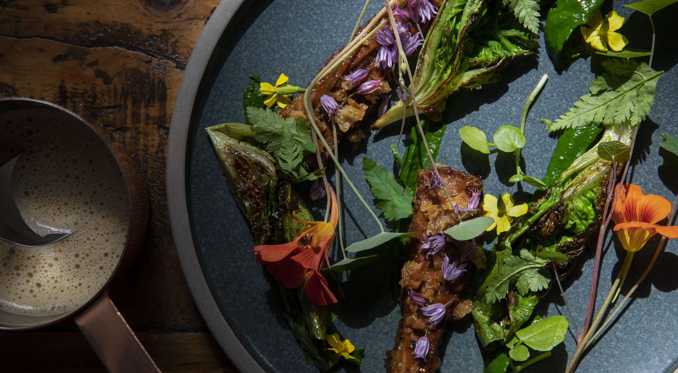 4-retters menu hos Norrlyst i Indre By – Nyd topanmeldt nordisk gastronomi i smukt københavnerhus