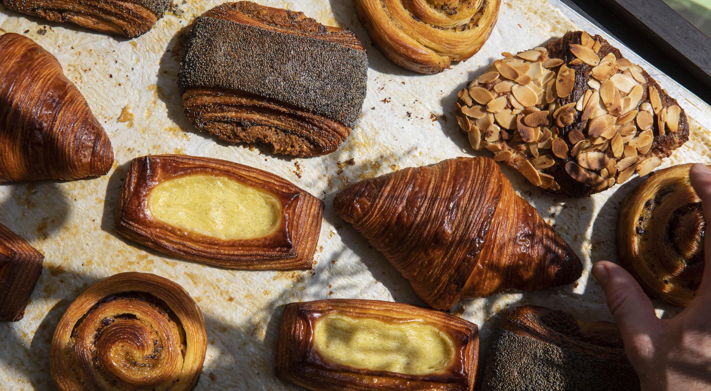 Frit valg til alt hos Bageriet benji – Noma-bager er gået solo med eget bageri på Nørrebro