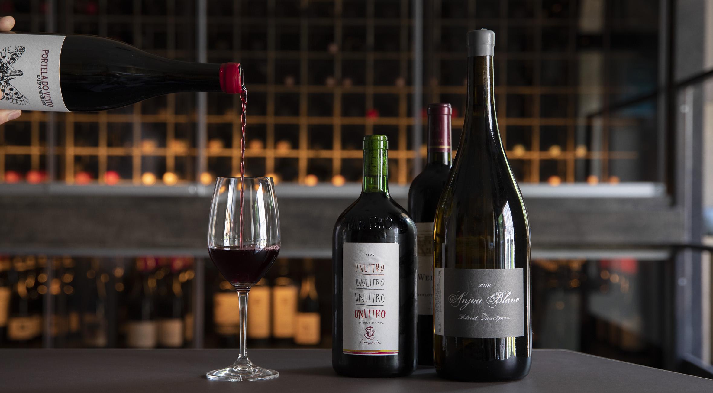 Frit valg til alt hos v.Lo på Vesterbro – Kendt vinbar har fået ny vinprofil og nyt navn