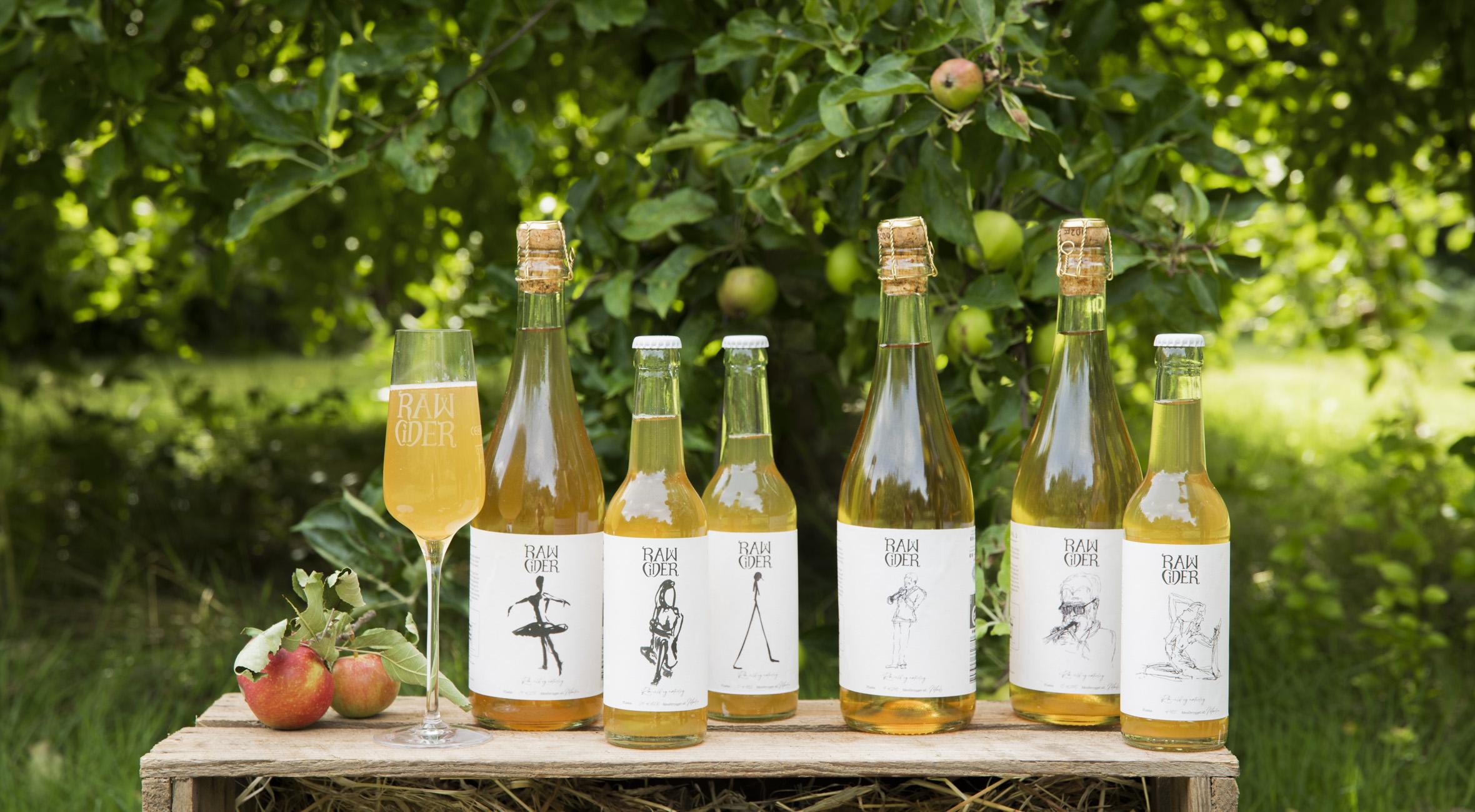 Frit valg til alt hos Raw Cider – Prisvindende cideri har åbnet pop-up shop på Nørrebro
